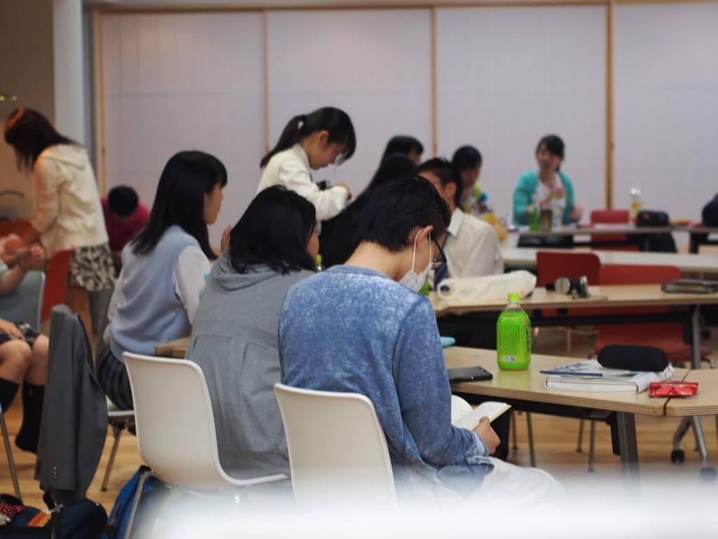 上智大学の入試セミナー